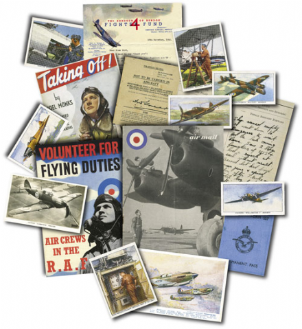 RAF at War Memorabilia Gift Pack